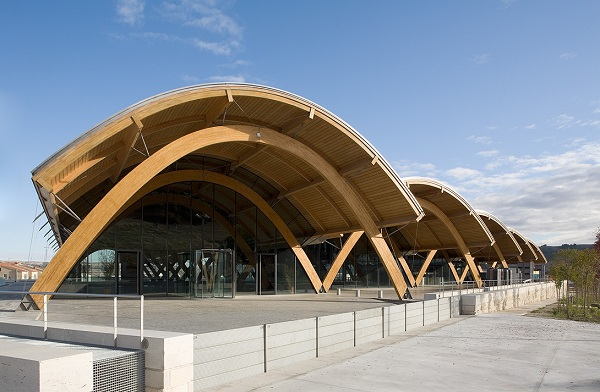 Bodegas Protos winery, Spain Architect: Rogers, Sirk, Harbour and Partners
